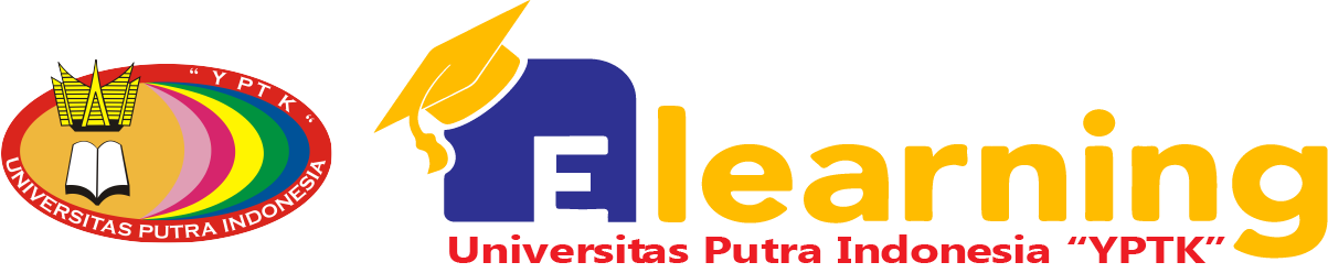 e-Learning Universitas Putra Indonesia YPTK Padang